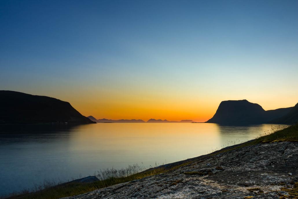Long exposure - Kasfjord - Copyright Trygve Selmer